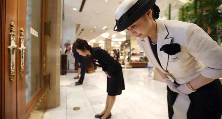 Bài học từ văn hóa ứng xử của người Nhật